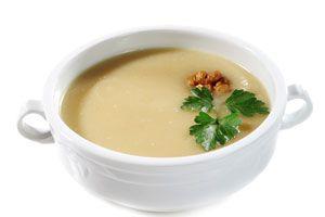 Ilustración de Cómo hacer Sopa Crema de Cebollas