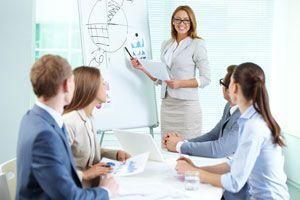Ilustración de Cómo comunicarte con claridad y eficacia