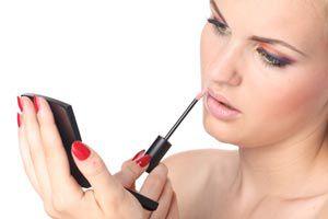 Ilustración de Cómo ahorrar en el uso de maquillaje