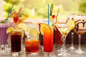 Ilustración de Cómo servir las bebidas a la temperatura justa