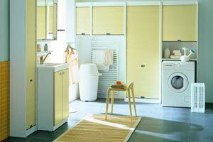Cómo aprovechar el espacio en la lavandería