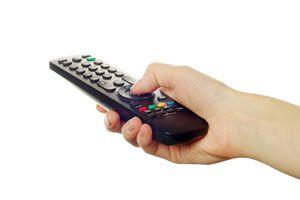 Ilustración de Cómo tener el mando a distancia siempre a mano