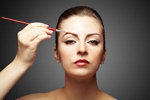 Ilustración de C&oacutemo Cuidar y Maquillar las Cejas