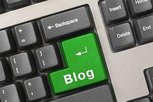 Ilustración de Cómo Escribir y Mantener un Blog