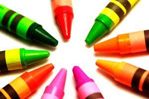 Ilustración de Cómo hacer Crayones de Cera y de Jabón