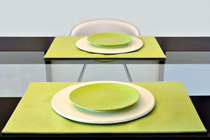 Ideas para hacer individuales siguiendo el protocolo del evento. Como crear individuales para el desayuno, cena y almuerzo. individuales protocolares