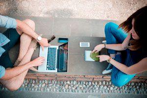Ilustración de Cómo Reducir el Uso de las Tecnologías en Nuestra Vida Social
