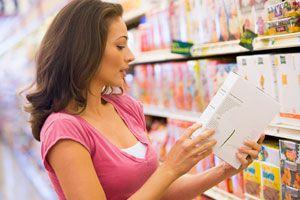 Ilustración de Cómo Leer la Etiqueta de un Alimento