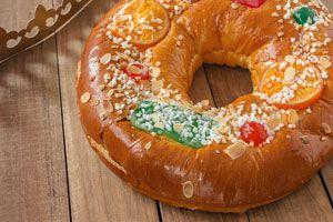 Ilustración de Cómo hacer un Roscón de Reyes Tradicional