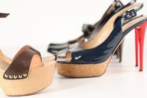 Ilustración de Cómo Decorar Zapatos