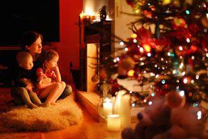 Ilustración de Cómo Contagiarnos del Espíritu de la Navidad