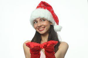 Ilustración de Cómo Celebrar Navidad con Santa Claus