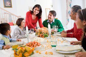 Ilustración de Cómo preparar un Menú Navideño Latino
