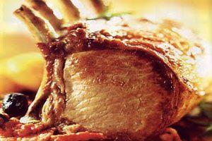 Ilustración de Cómo hacer Costillar de Cerdo a la Miel