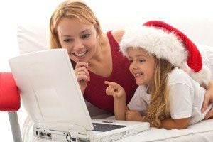 Ilustración de Cómo aprovechar los Recursos de Internet en Navidad
