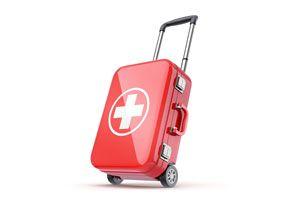 Ilustración de Cómo evitar Problemas de Salud durante las Vacaciones
