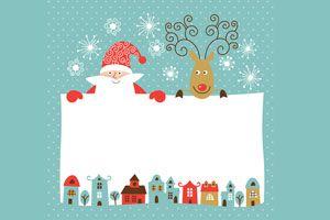 Ilustración de C&oacutemo hacer una Tarjeta de Navidad con Raspadita