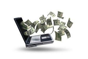 Ilustración de Cómo Ganar Dinero con Publicidad en un Blog