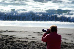 Ilustración de Cómo Tomar mejores Fotos en la Playa