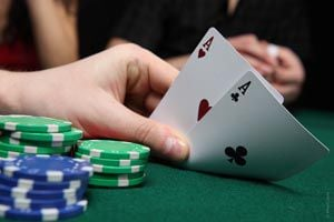 Ilustración de Cómo jugar al poker