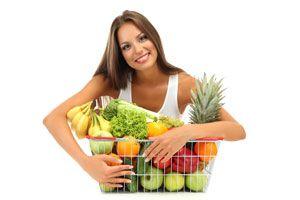 Ilustración de Cómo comer verduras y frutas si no me gustan