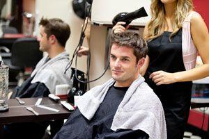 Ilustración de Cómo elegir el mejor corte de pelo para hombres