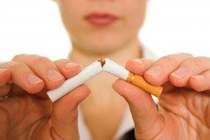 Ilustración de Cómo dejar de fumar