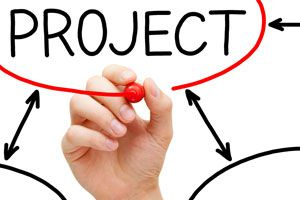 Ilustración de C&oacutemo evitar abandonar los proyectos