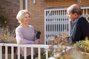 Ilustración de Cómo Solucionar un Conflicto con el Vecino