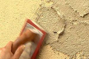 Ilustración de Cómo reparar pequeños golpes en las paredes