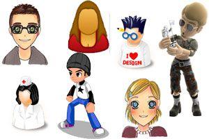Ilustración de Cómo Crear Avatares para tu Perfil en Facebook