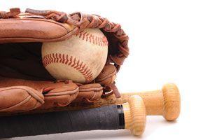 Ilustración de Cómo jugar al béisbol