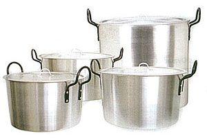 Ilustración de Qué olla elegir para cocinar a gas