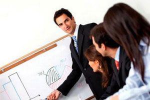 Ilustración de Cómo organizar una reunión formal