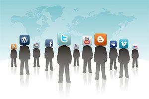 Ilustración de ¿Qué red social es mejor para mi?