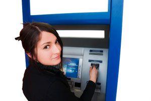 Ilustración de Métodos de seguridad en cajeros automáticos