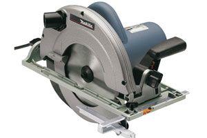 Qué es y para qué sirve una sierra circular? tipos de sierras circulares y cómo elegirlas. Trabajos con sierra circular de mano o ingletadora.