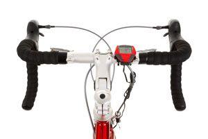 Ilustración de Cómo instalar un cuentakilómetros en una bicicleta