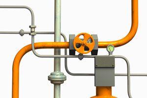 Ilustración de Cómo Unir un Tubo de Hierro con un Tubo de Cobre