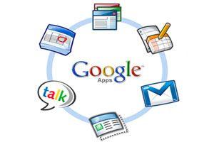 Ilustración de Usa Google para mantenerte en contacto