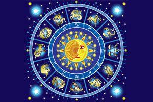 Ilustración de Atracción y rechazo de los Signos del Zodiaco