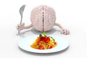 Ilustración de Alimentos para Agilizar la Mente y Mejorar la Memoria
