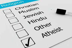 Ilustración de Diferencias entre Agnósticos y Ateos