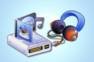 Ilustración de Programas para reproducir MP3 y otros archivos de audio