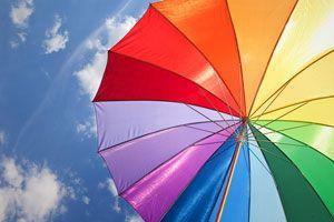 Ilustración de Cómo reparar un paraguas