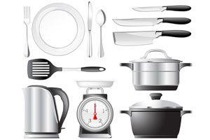 Ilustración de Cómo equipar la Cocina con Utensilios básicos