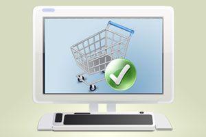 Ilustración de Cómo elegir sitios seguros para vender por Internet
