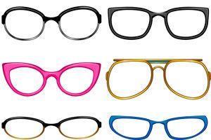 Ilustración de El Tamaño de las Monturas de tus Gafas según tu Rostro