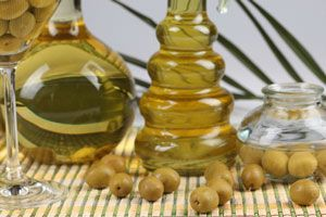 Ilustración de Usos del aceite de oliva