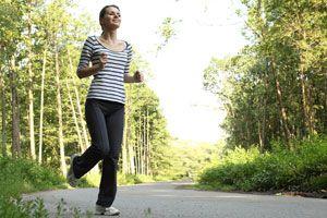 Ilustración de Beneficios de los ejercicios aeróbicos